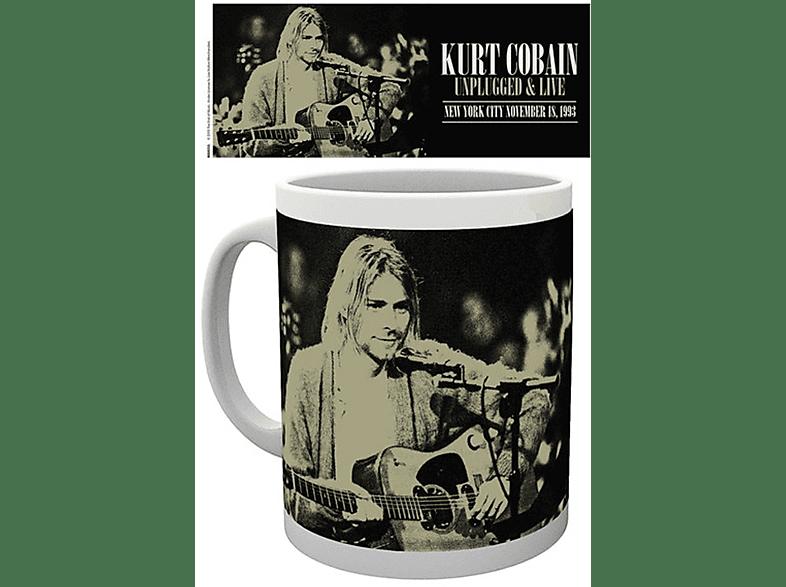 Tasse Kurt Cobain Unplugged