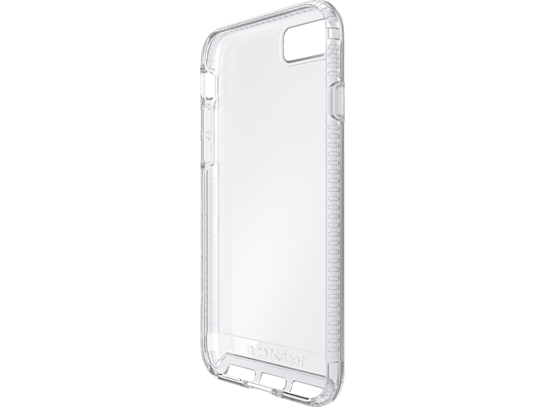 TECH21 Impact Clear , Backcover, Apple, iPhone 7, Schwarz