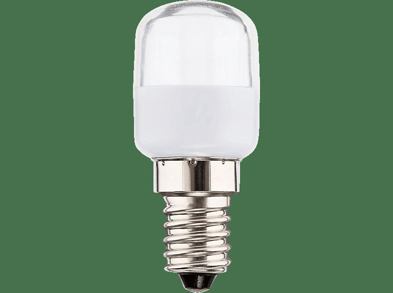 MÜLLER-LICHT 2,5W, E14 180lm Kühlschranklampe E14 Warmweiß 2.5 Watt 180