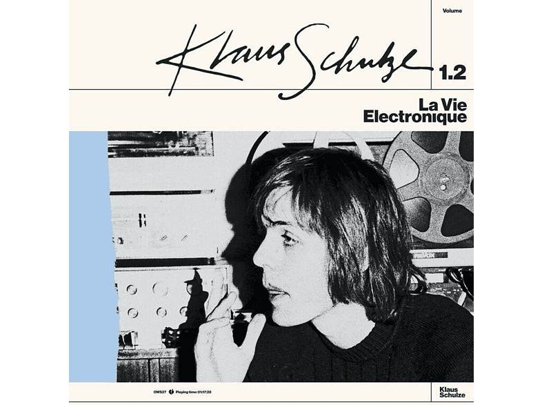 Klaus Schulze - La Vie Electronique Vol.1.2 [Vinyl]