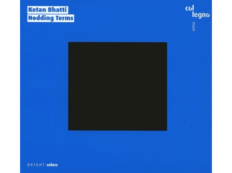 Ketan/ensemble Adapter Bhatti - Nodding Terms [CD]