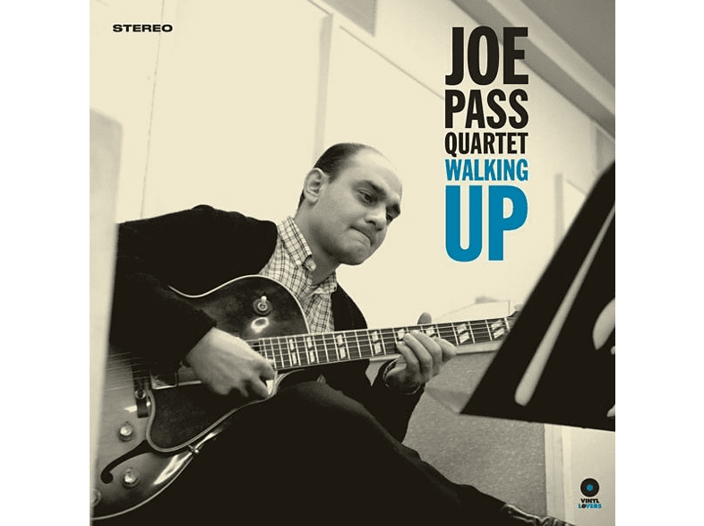 Joe Quartet Pass - Walking Up (Ltd.180g Vinyl) [Vinyl]
