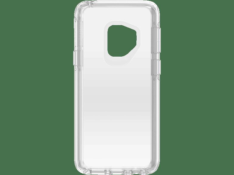 OTTERBOX Symmetry Clear durchsichtig , Backcover, Samsung, Galaxy S9, Transparent