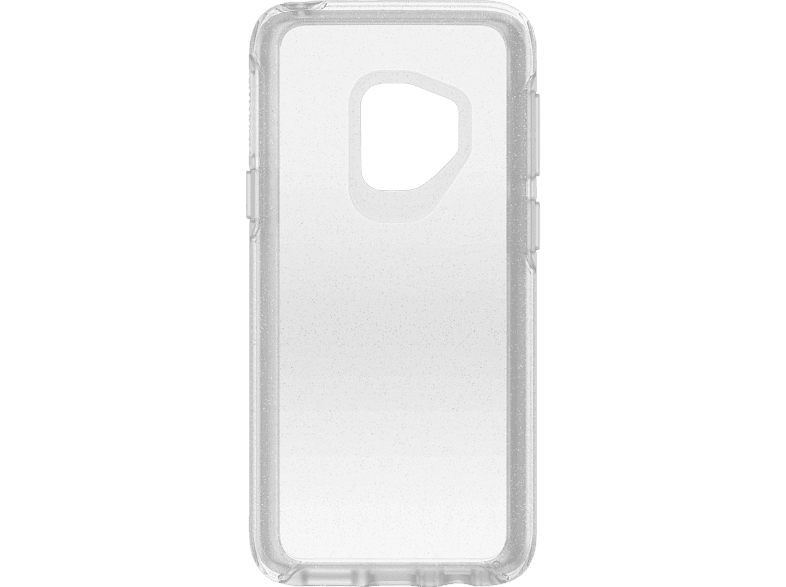OTTERBOX Symmetry Clear stardust , Backcover, Samsung, Galaxy S9, Transparent