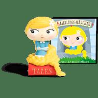 BOXINE Tonie-Hörfigur: 5 Lieblings-Märchen - Rapunzel und 4 weitere Märchen