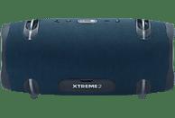 JBL Xtreme 2 Bluetooth Lautsprecher, Blau, Wasserfest