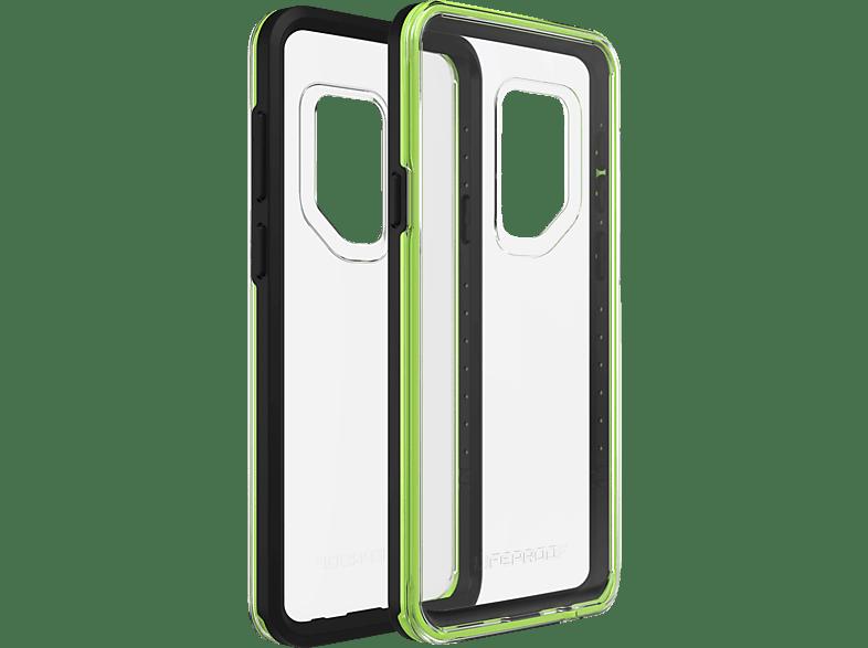 LIFEPROOF SLAM , Backcover, Samsung, Galaxy S9+, Schwarz