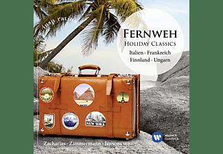 Simon Rattle, Nigel Kennedy, Marriner Neville - Fernweh  - (CD)