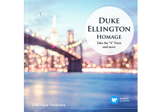 Umo Jazz Orchestra - Duke Ellington-Homage - (CD)