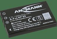 ANSMANN 5022273/05 A-Fuji NP 60 Akku Fujifilm, BenQ, HP, Kodak , Li-Ion, 3.7 Volt, 1200 mAh