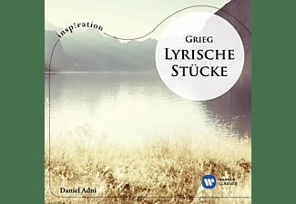 Daniel Adni - Lyrische Stücke  - (CD)
