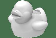 BIGBEN Lumin US Duck Bluetooth Lautsprecher, Transparent, Wasserfest