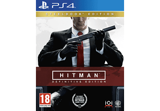 WARNER BROS Hitman: Definitive ED Non Steelbook PS4 Oyun