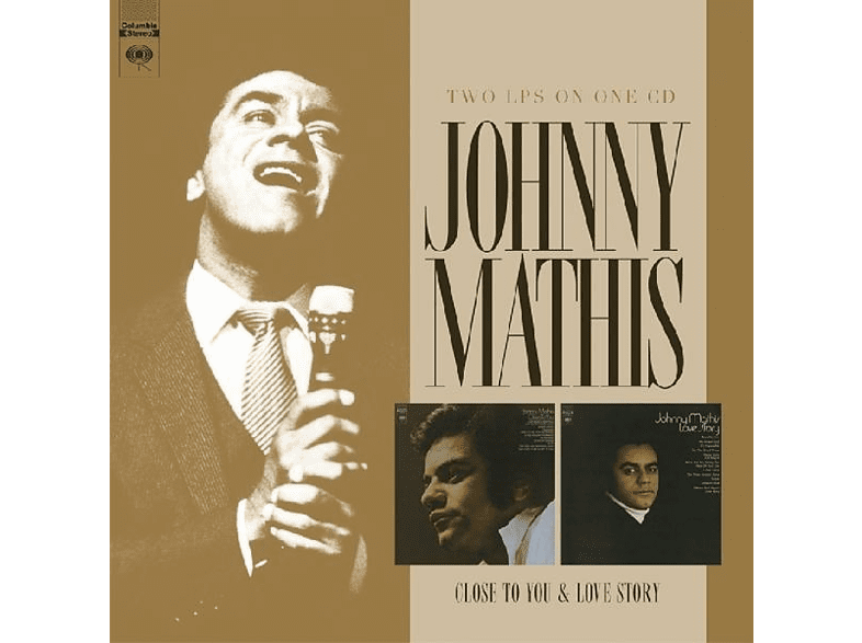 Johnny Mathis - Close To You/Love Story [CD]