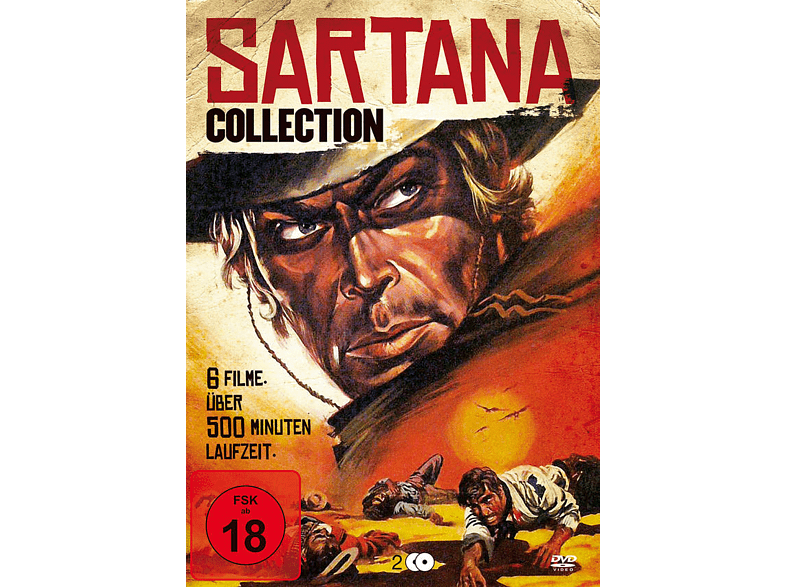 Sartana Collection [DVD]