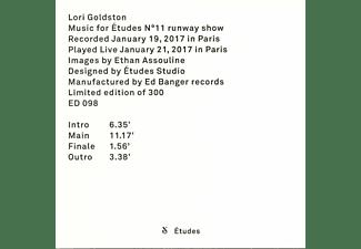 Lori Goldston - Music for Etudes 11 Runway Show  - (Vinyl)