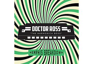 Doctor Ross - Memphis Breakdown  - (Vinyl)