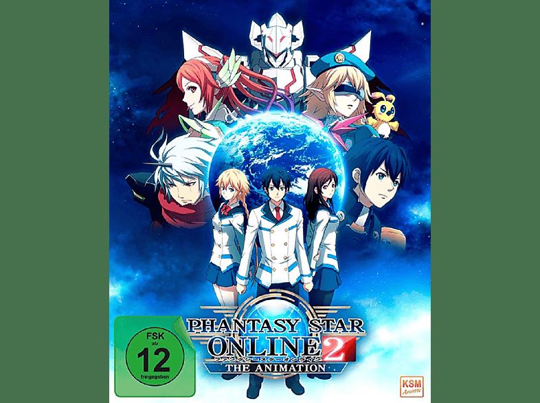 001 - PHANTASY STAR ONLINE 2 (EP.1-4) [Blu-ray]