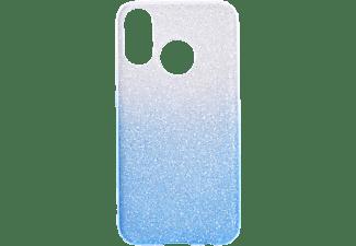 V-DESIGN VSP 010, Backcover, Huawei, P20 Lite, Blau