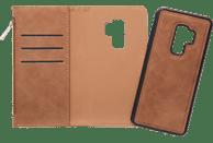 V-DESIGN N-2-1 036 , Bookcover, Samsung, Galaxy S9+, braun
