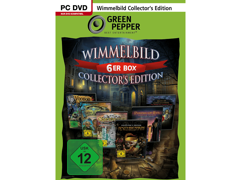 Wimmelbild 6er Box: Collectors Edition [PC]