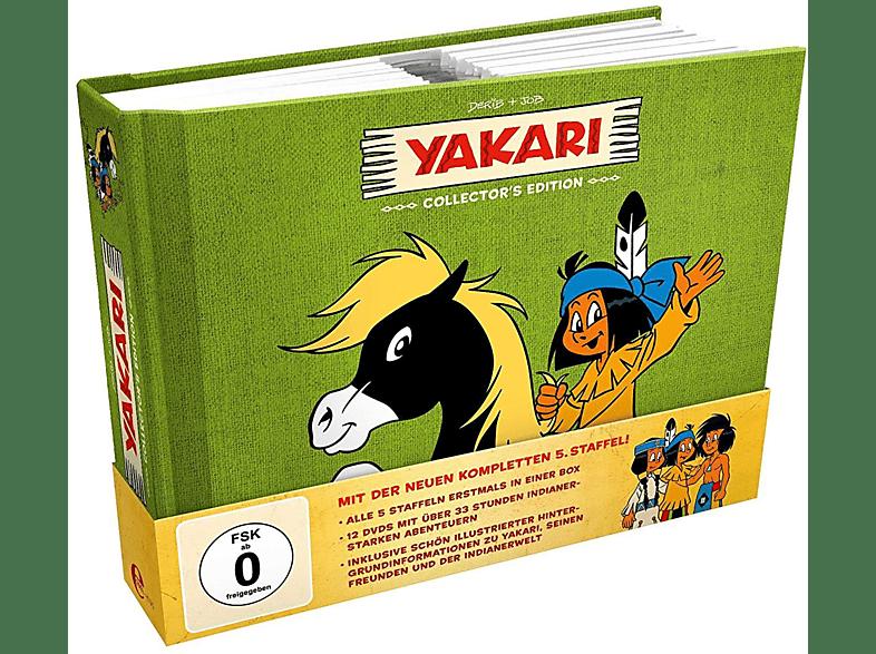 Yakari - Collector's Edtion [DVD]