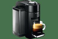 DELONGHI Nespresso Vertuo ENV135.B Kapselmaschine, Schwarz