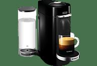 DELONGHI Nespresso VertuoPlus ENV155.B Kapselmaschine, Schwarz