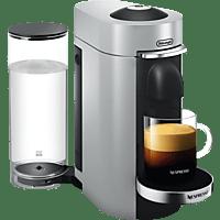 DELONGHI Nespresso VertuoPlus ENV155.S Kapselmaschine Silber