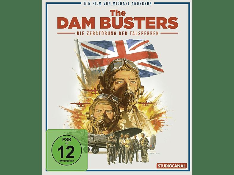 The Dam Busters - Die Zerstörung der Talsperre [Blu-ray]