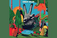 Wooden Shjips - V (Purple though stickered as Butter Yellow) [Vinyl]