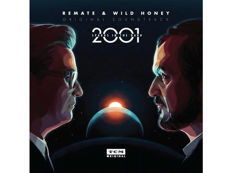 Remate & Wild Honey - 2001 Sparks In The Dark [EP (analog)]