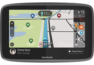TOM TOM Navigationsgerät GO Camper World 6 Zoll