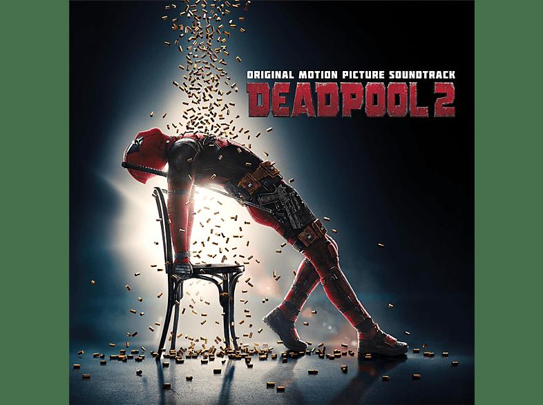 VARIOUS - Deadpool 2 (Original Motion Picture Soundtrack) [CD]