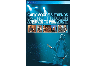 Gary & Friends Moore - One Night In Dublin: Tribute To Phil Lynott [DVD]