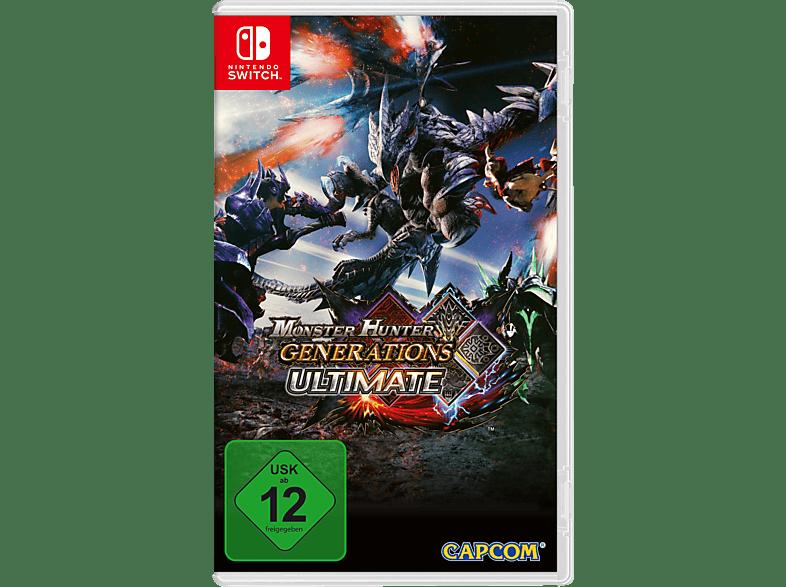 Monster Hunter Generations Ultimate [Nintendo Switch]