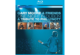 Gary & Friends Moore - One Night In Dublin: Tribute To Phil Lynott (BR) [Blu-ray]