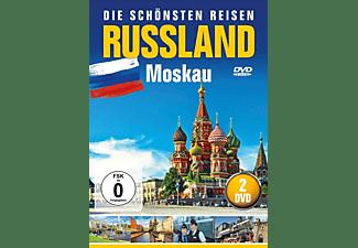 Die Schönsten Reisen - Russland & Moskau DVD