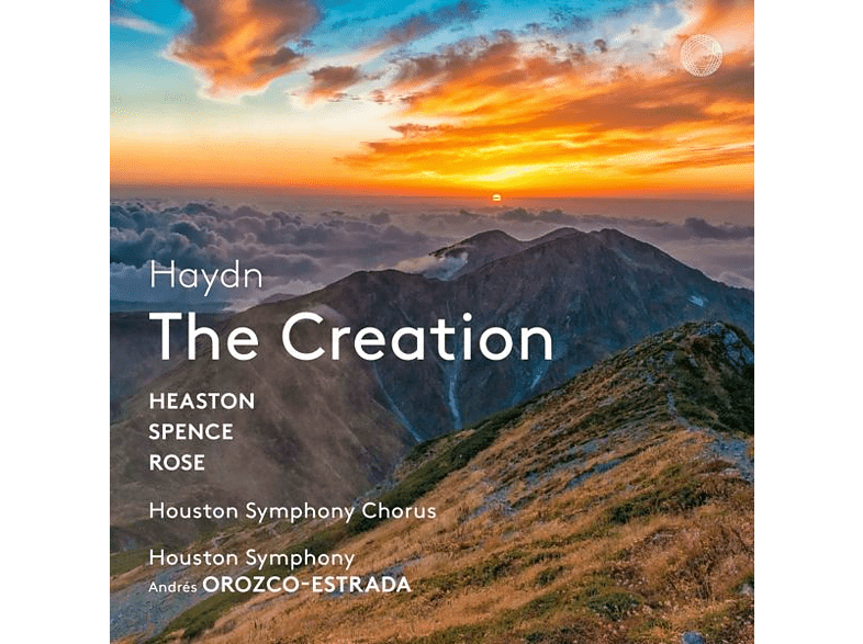 Heaston,N./Spence.T./Rose,P./Weber,B.C./HSC/+ - Die Schöpfung [SACD Hybrid]
