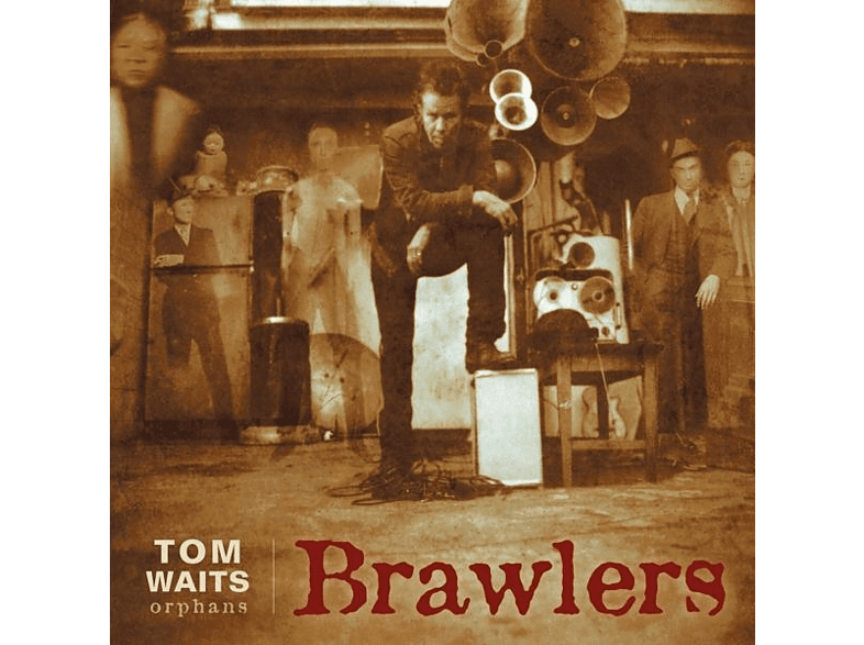 Tom Waits - Brawlers [Vinyl]