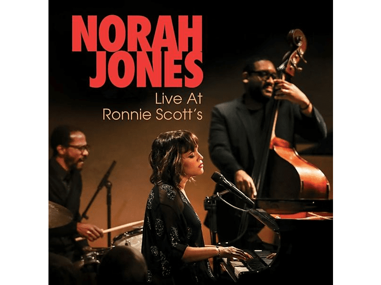 Norah Jones - Live At Ronnie Scott's Jazz Club/2017 [DVD]