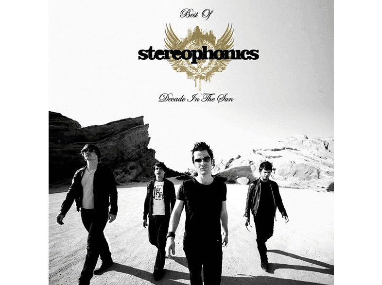 Stereophonics - Decade In The Sun-Best Of Stereophonics (2LP) [Vinyl]