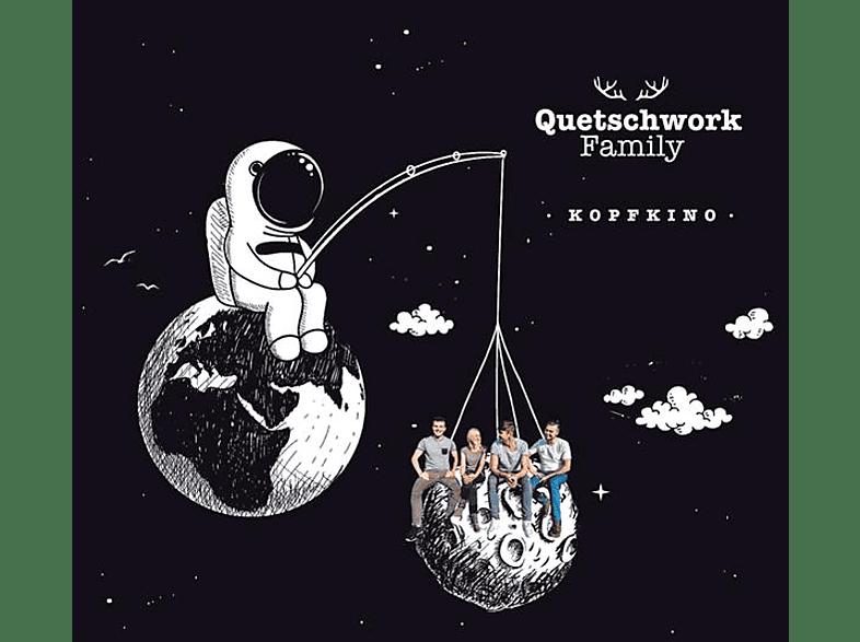 Quetschwork Family - Kopfkino [CD]