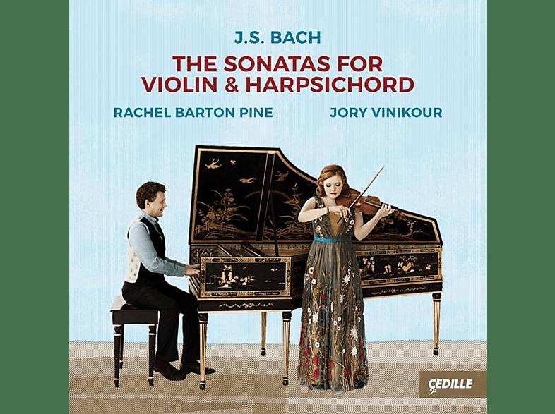 Pine,Rachel Barton/Vinikour,Jory - Sonaten für Violine und Cembalo [CD]