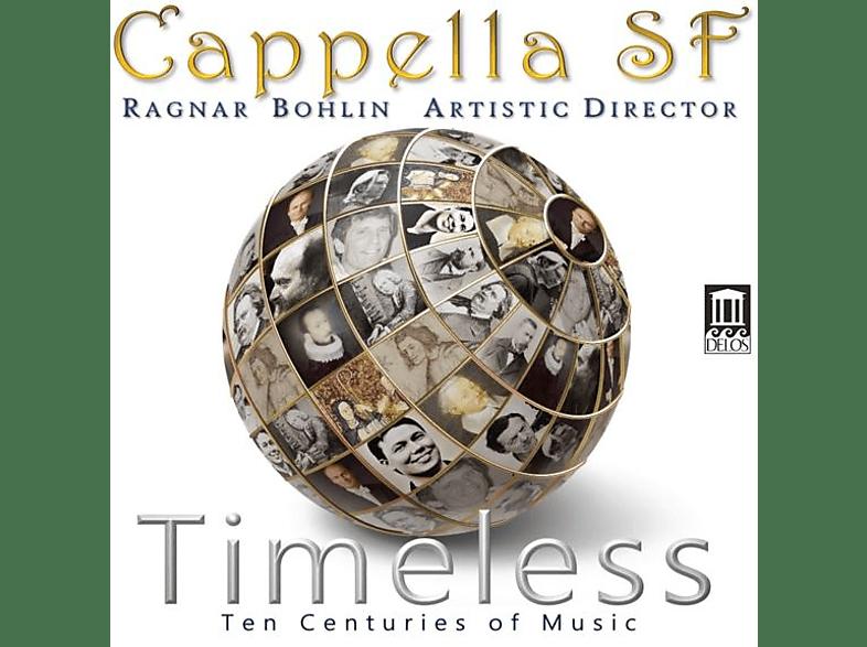 Ragnar/capella Sf Bohlin - Timeless-Ten Centuries of Music [CD]