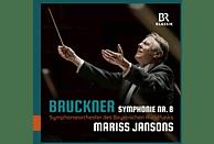 Mariss/so Des Bayerisc Jansons - Sinfonie 8 [CD]