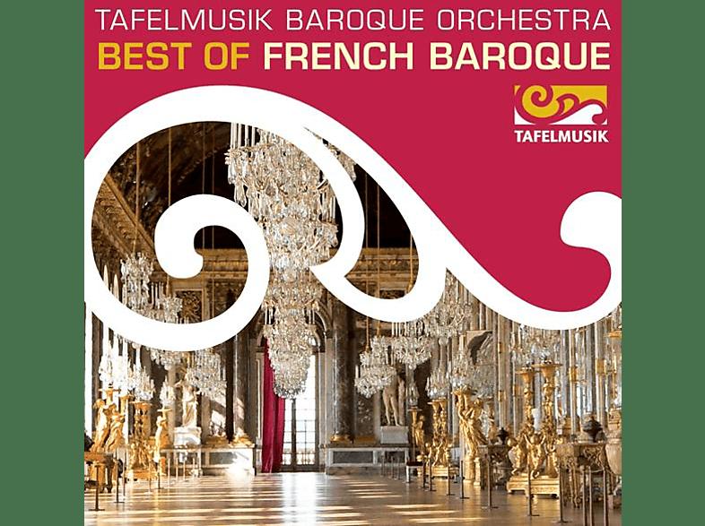 Lamon/Taurins/Tafelmusik Baroque O.& Chamb.Choir - Best of French Baroque [CD]