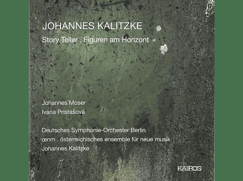 Moser,J./Pristasova,I./Kalitzke,J./Dt.SO Berlin/+ - Story Teller.Figuren am Horizont [CD]