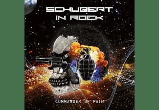 Schubert In Rock - COMMANDER OF PAIN (BLACK VINYL)  - (Vinyl)