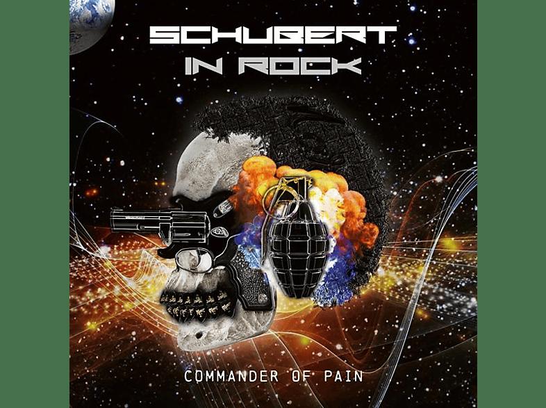 Schubert In Rock - COMMANDER OF PAIN (BLACK VINYL) [Vinyl]